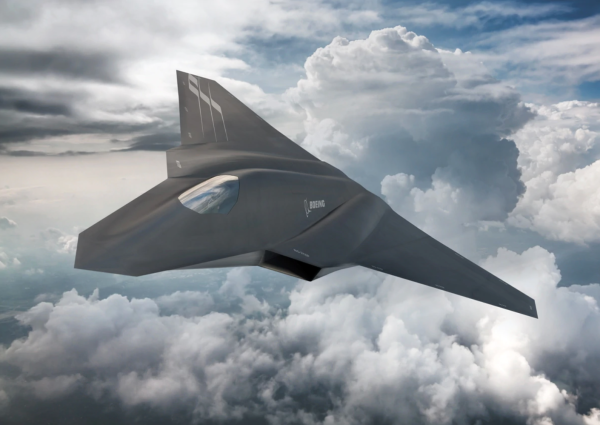 The Air Force has already built and flown a prototype of its first new fighter jet in two decades