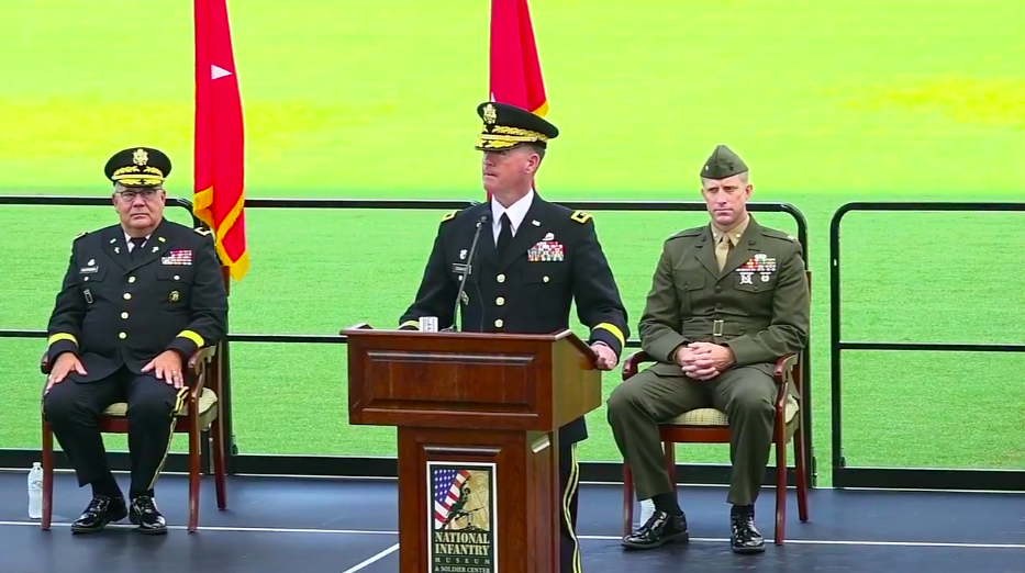 Stop what you're doing and watch this Army general's emotional speech about the cost of war