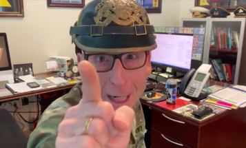 Meet the Army 3-star general who's way better at social media than you are