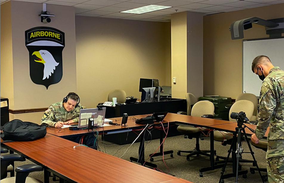 A Fort Campbell soldier came up with an award-winning fix to scheduling training in a 'Shark Tank'-style competition