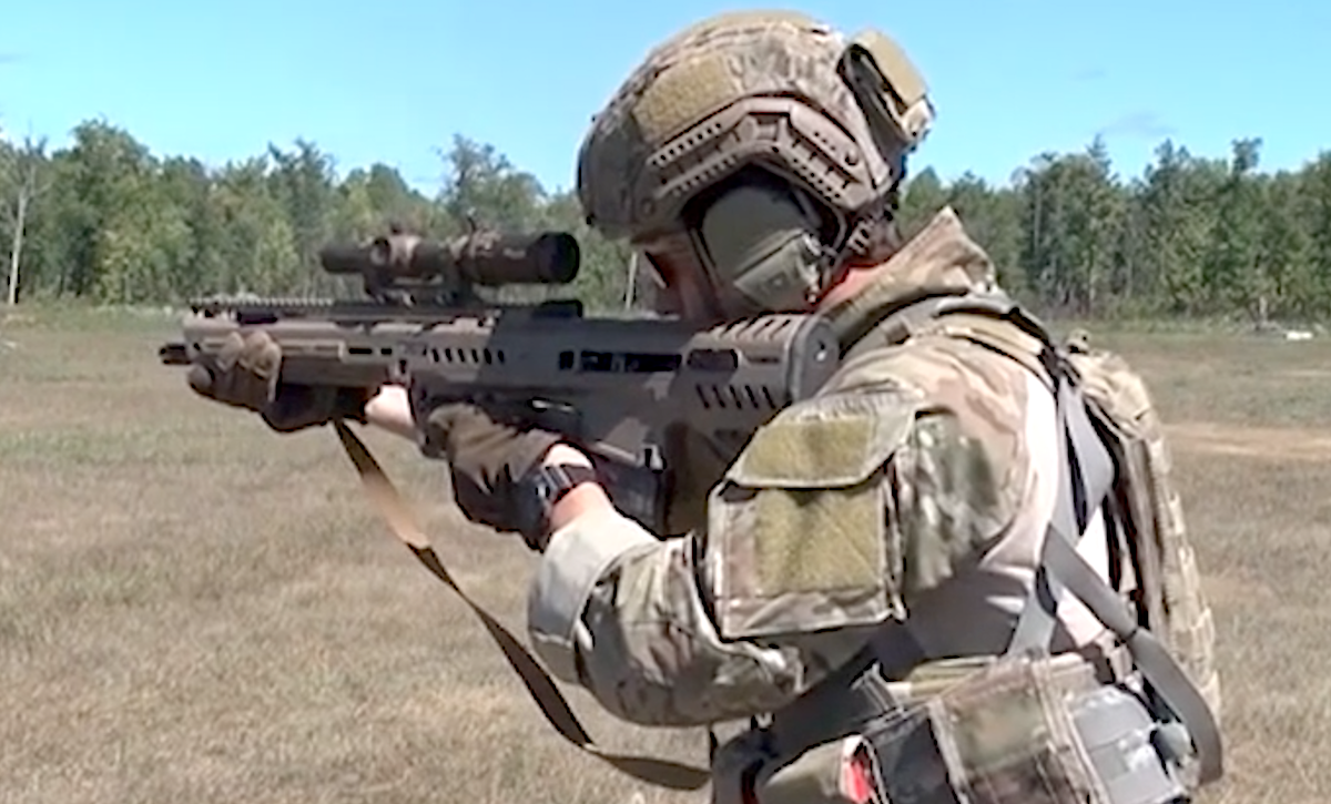 The Army just released footage of its next-generation squad weapon prototypes in action