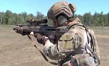 Next Generation Squad Weapon soldier training video