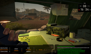 This ultra-realistic military game makes you the micromanaging commander with the radio, and it's a lot harder than you think