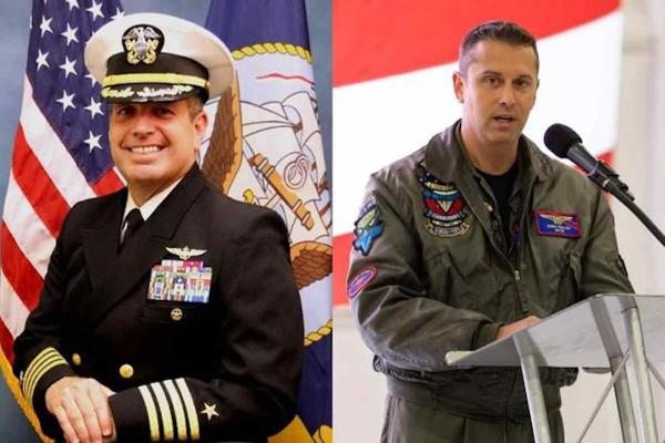 Head of Naval Aviation Schools Command, another Navy pilot killed in plane crash
