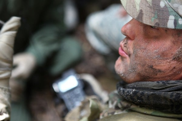 90 out of 110 soldiers in a survival, evasion, resistance, and escape course just tested positive for COVID-19
