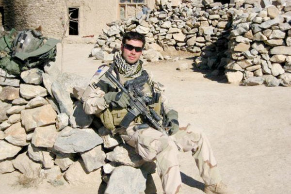 This Green Beret lost his leg in combat. Then he became an elite sniper