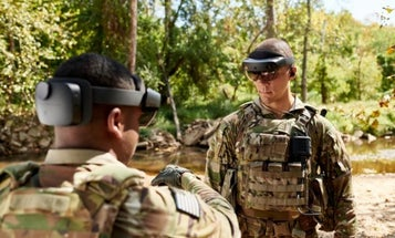 The Army's next generation headset is still on schedule to get to soldiers by 2021 — for now