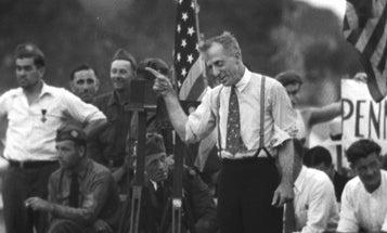 Smedley Butler's fiery speech to World War I veterans is still relevant today