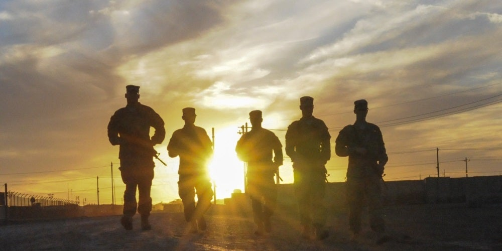 The Army is reconsidering thousands of bad paper discharges of Iraq and Afghanistan veterans