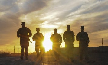 Social media is the greatest threat to US service members