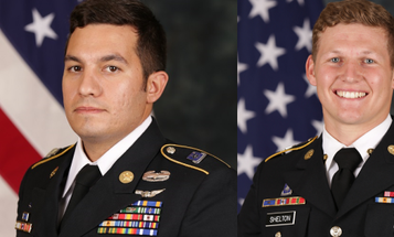 Army identifies two special operations soldiers killed in helicopter crash