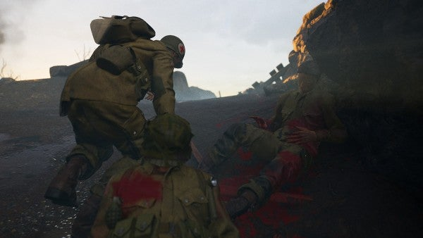 In new WWII video game 'Medic: Pacific Corpsman' you'll have to decide who you can save, and who you can't