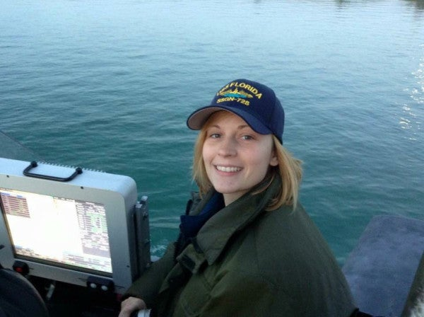 What it was like to be one of the first female submariners in the US Navy