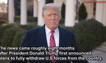 US Troops to Pull Out of Syria