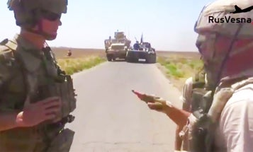 General downplays Russian 'harassment' of US troops in Syria after troubling incidents