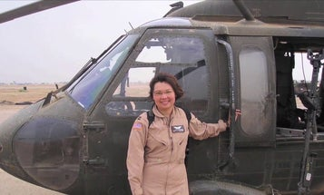 Tammy Duckworth Profiled During Women's History Month