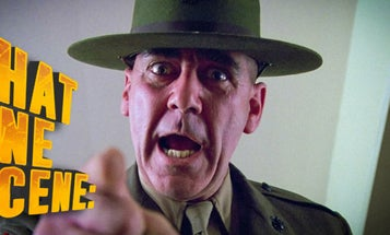 That one scene in 'Full Metal Jacket' that convinced a lot of young Marines to enlist in the first place