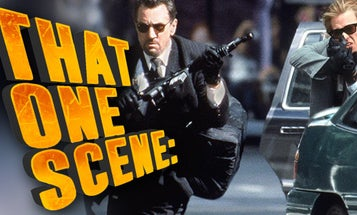 That one scene in 'Heat' that gave audiences the most realistic firefight in movie history