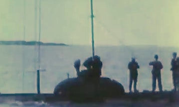 The history of American submarines