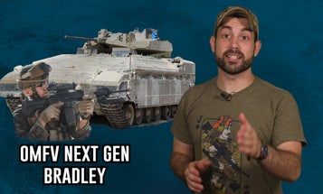 The M2 Bradley is being replaced by this