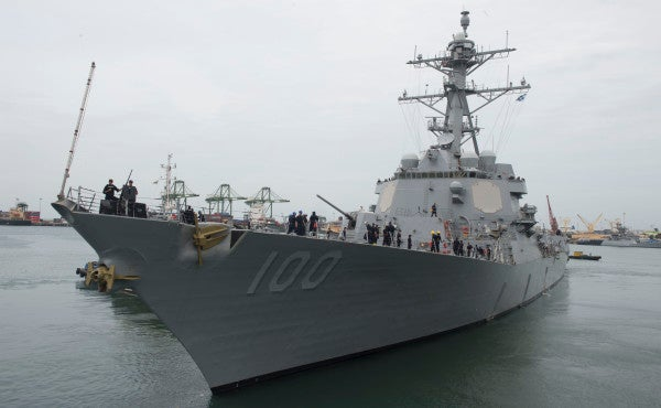 The USS Kidd's COVID-19 outbreak is bad and getting worse