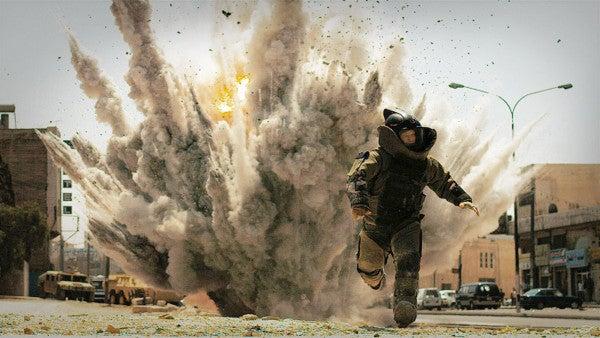 'The Hurt Locker' writer set to make military series for Apple TV+