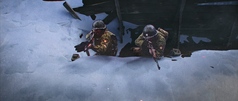 Trench warfare shaped modern tactics