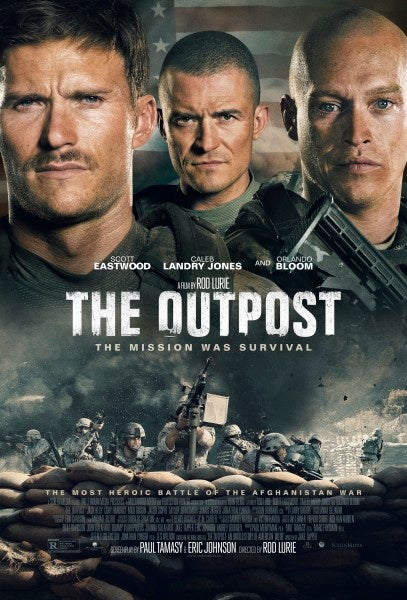 Here's your first look at the official poster for 'The Outpost'