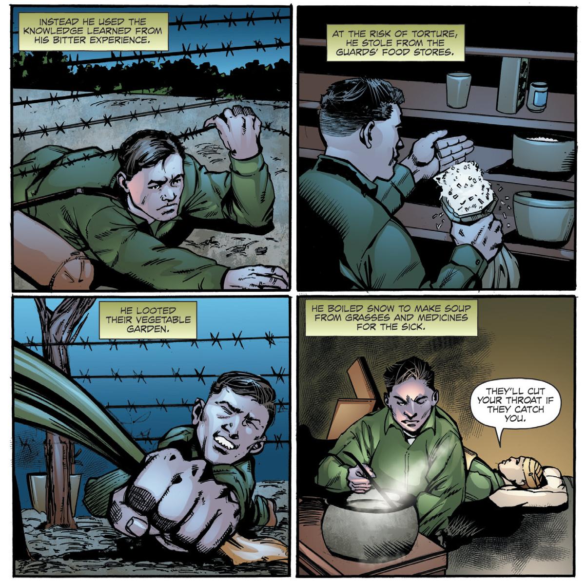 Holocaust survivor, Korean War hero, and one-man wrecking crew: New comic celebrates MoH recipient Tibor Rubin