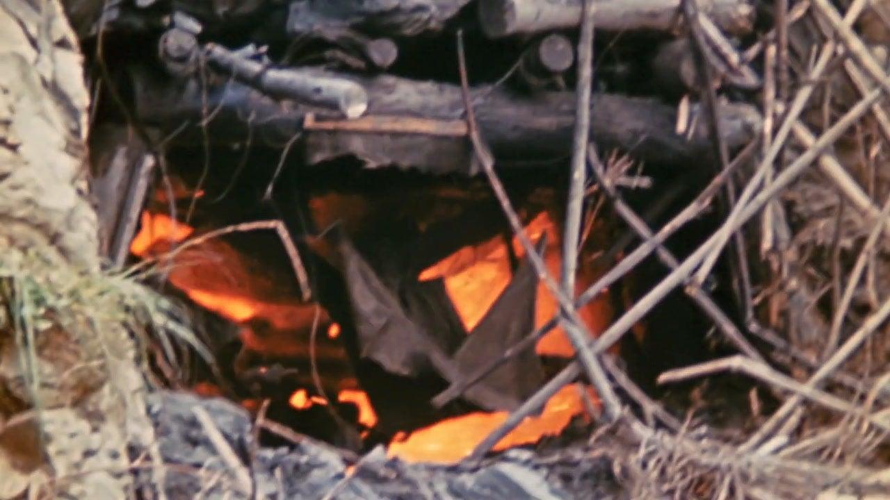 Trailer for World War II Documentary Apocalypse '45