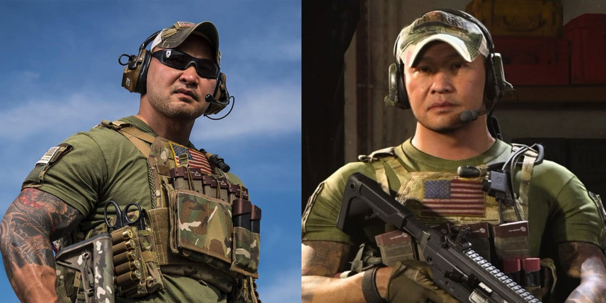 Meet the real life Green Beret that 'Call of Duty: Modern Warfare' turned into a playable character