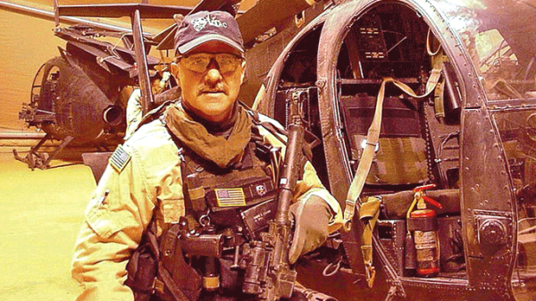 A new memoir follows a Night Stalker pilot's epic journey through the War on Terror