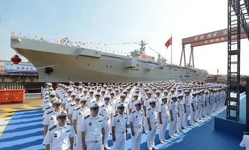 China has major shipbuilding advantage over the US — and that may give it the edge in the next big war