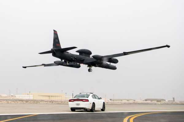 Here's how the Air Force plans on keeping the U-2 spy plane high above the battlefield for decades to come