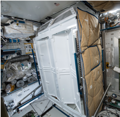 NASA's new toilet uses super-powerful acid to turn astronaut urine into drinking water