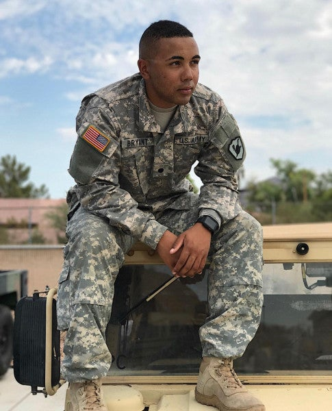 Arizona National Guard soldier dies after collapsing during fitness test