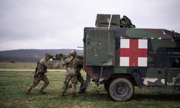 Immigrant doctors in the Army are reportedly stuck doing menial tasks instead of fighting COVID-19