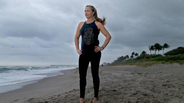 She was a pioneering Coast Guard rescue swimmer. A tsunami of sexual harassment followed