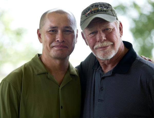 'Everyone cried'—Vietnamese-born cop used a DNA test to finally meet his GI father