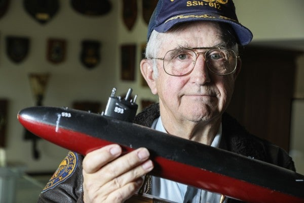 This retired Navy captain is pressuring the Navy to spill the beans on the worst submarine disaster in American history