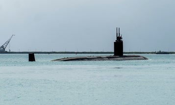 The Navy just sent a submarine force into the Western Pacific in a message to China