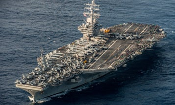 A second aircraft carrier is reportedly facing a COVID-19 outbreak