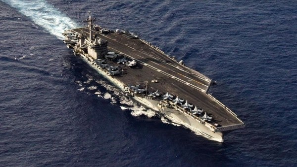 The Navy hasn't ruled out reinstating Capt. Brett Crozier as commander of the USS Theodore Roosevelt