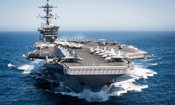Navy captain says COVID-19 is spreading through his aircraft carrier so rapidly that most of the crew needs to get off