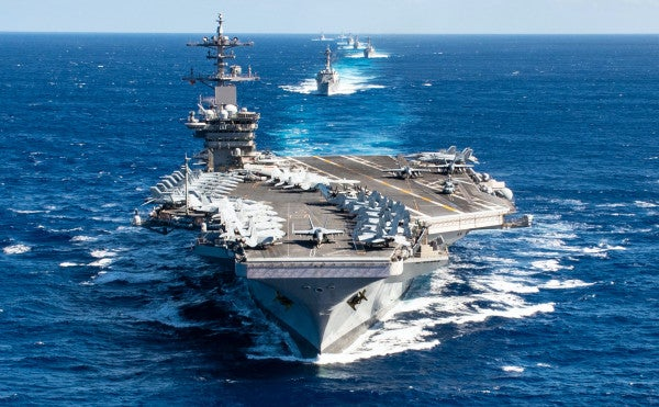 A USS Theodore Roosevelt sailor is in the ICU with COVID-19 as positive cases rise