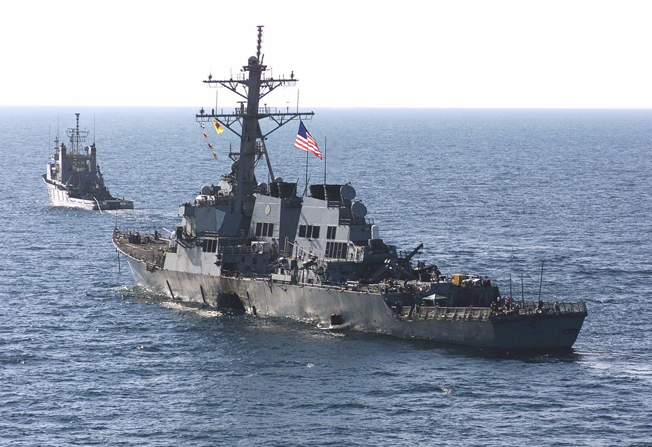 USS Cole bombing testimony