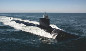The new USS Delaware is ready for a fight
