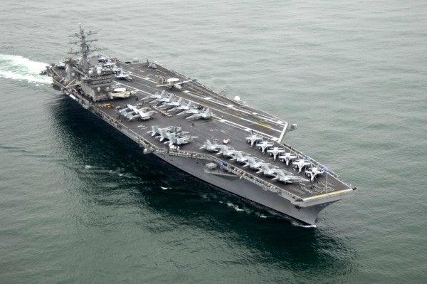 The USS Nimitz narrowly avoided a major COVID-19 outbreak, Navy officials say