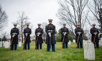 VA suspends military funeral honors at national cemeteries until further notice over COVID-19 outbreak