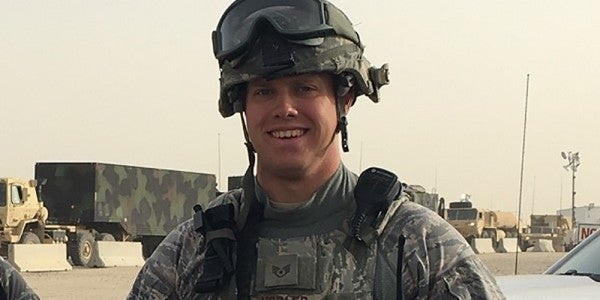Death of airman in Texas under investigation